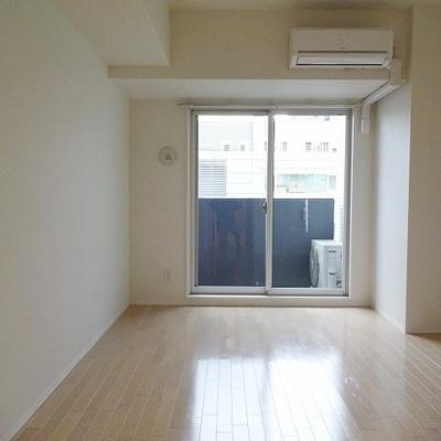 シンプルな居室