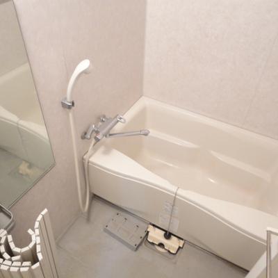 お風呂ゆったり。※写真は別部屋