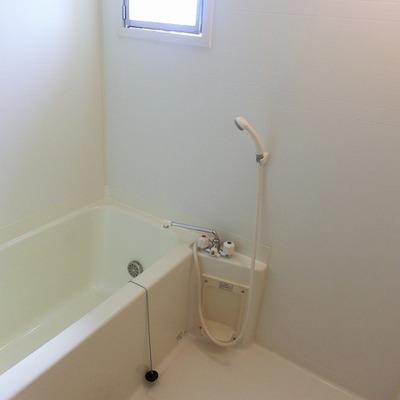 追い焚き、窓つきお風呂