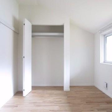 2階の洋室です。