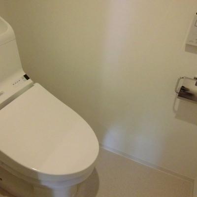 トイレも独立してますよ