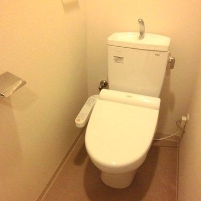 トイレは独立が嬉しい