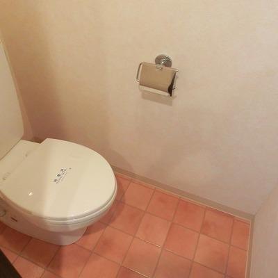キレイなおトイレ