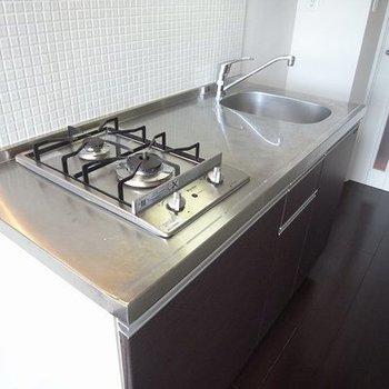 キッチンもかっこいい!