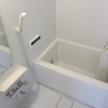 ピカピカのお風呂はやっぱりいいよね!