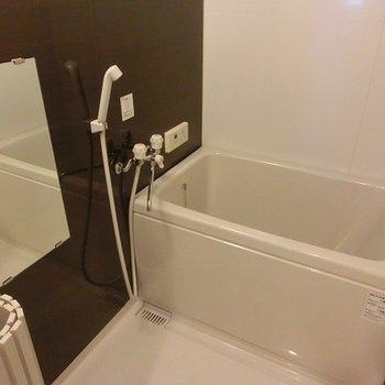 きれいなお風呂※写真は別部屋