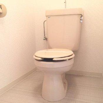 おトイレです。