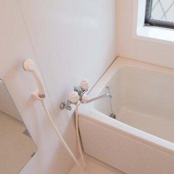 自然光の浴室って気持ちイイ♪