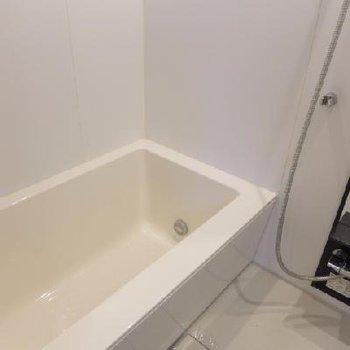 ミラー付きのお風呂!