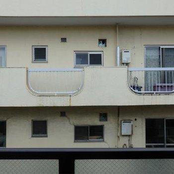 ただ、目の前はマンションです。
