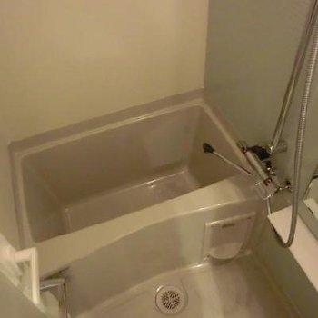 お風呂きれい。