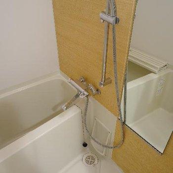 お風呂は乾燥機津付きです!