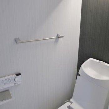 落ち着きますね、こういうトイレ。 ※写真は別部屋です