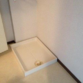 室内洗濯機※写真は別室
