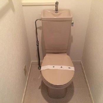 トイレ※写真は同じ間取りの別部屋です