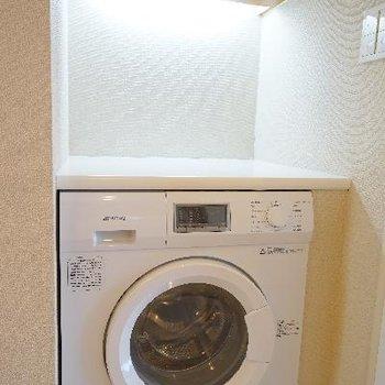 ドラム洗濯機も!