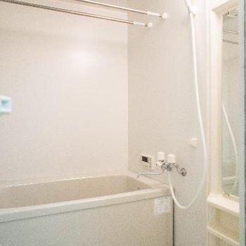 浴室乾燥&追焚き機能が嬉しい♪