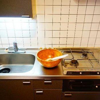 キッチンは使い勝手良さそう!