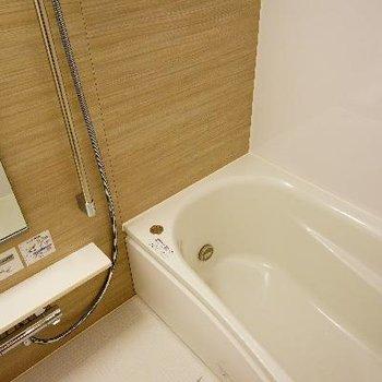 お風呂も機能性に文句なし!