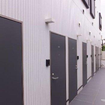 新築テラスハウス!