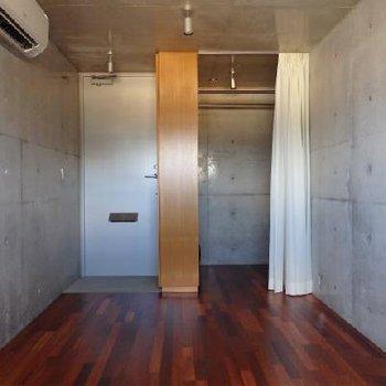 1階のスペース ※写真は201号室