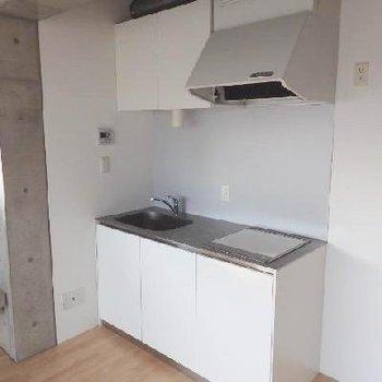 IHのキッチン