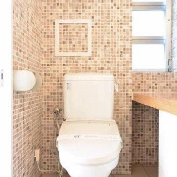 トイレかわいい