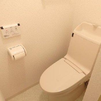 トイレも美し!