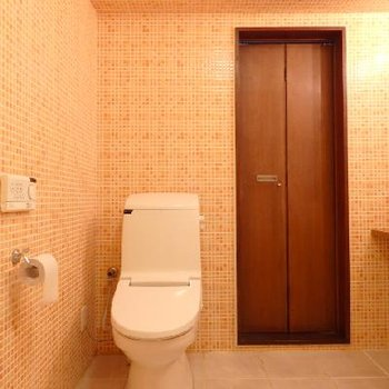 トイレも一緒になっていますね