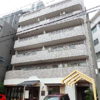 1986年築のマンション