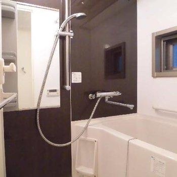 シャワールームもシックです