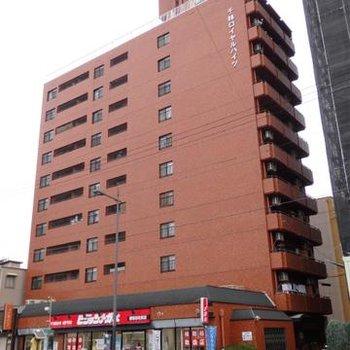 1986年築のマンションです。