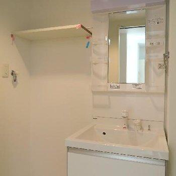 独立洗面台もあるのです!!※画像はちょこっと異なる別室