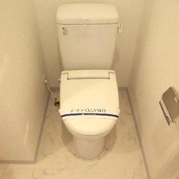 トイレはスタンダードプレーン