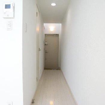長い廊下が好き