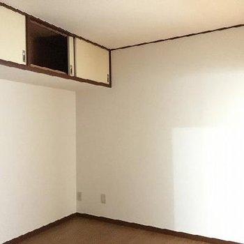 こちらは4.5帖の洋室。ここにベッドを置こうかなあ