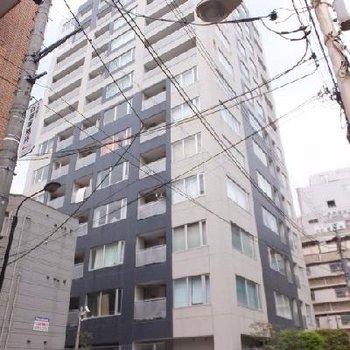 渋谷ハンズのすぐ近く。便利な立地です。