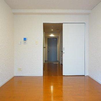 シンプルなお部屋です♪