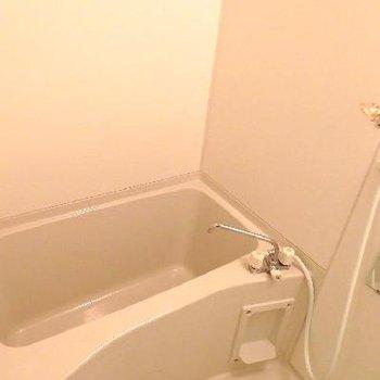 お風呂もしっかりスペースあります。