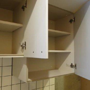 キッチン収納*お部屋は別部屋です