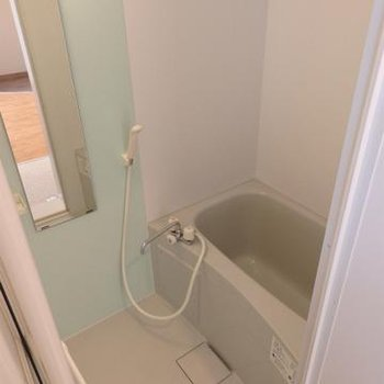 お風呂がキレイ!※画像別室