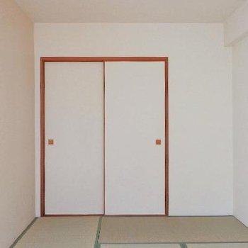 和室だってちゃんとありますよ。