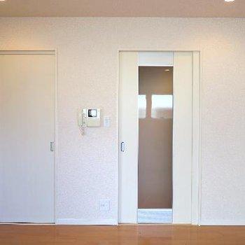 四角いお部屋って使いやすいですよね◎※写真は別部屋です