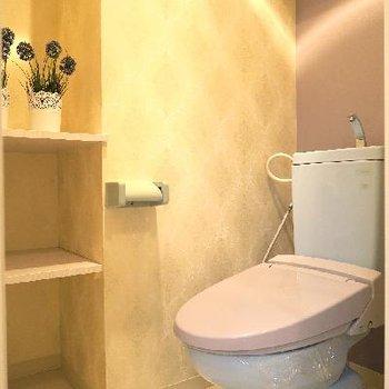 壁紙可愛らしい、ほっとできる空間。