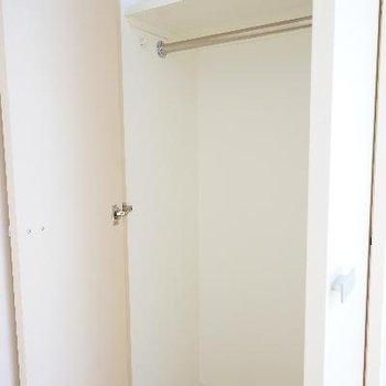 居室の収納です。