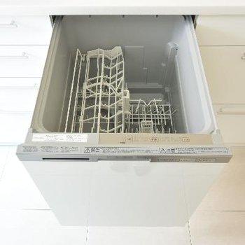 2Fキッチン、食洗機
