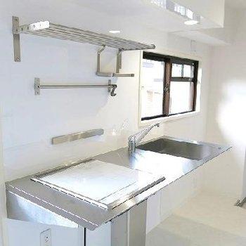 これと同じタイプのキッチンです