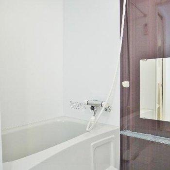 浴室乾燥機も付いてるお風呂!