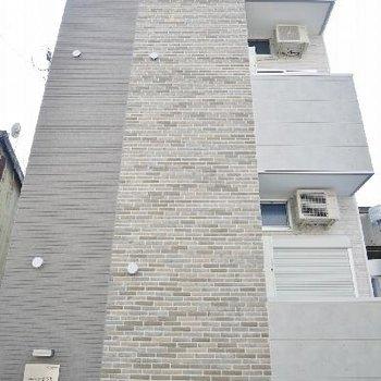 2階建てでもちょっとだけ高い2階建て♪