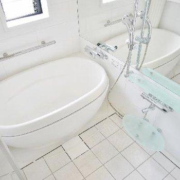 なんとも可愛いお風呂♪